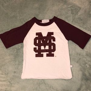 MS State Bulldogs toddle shirt - size 3T